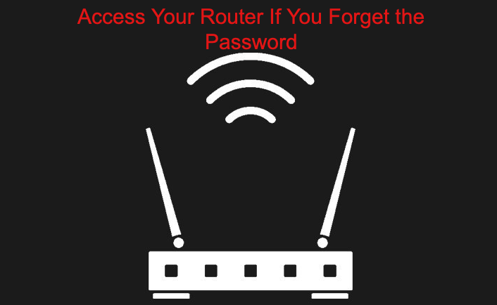 Access Your Router If You Forget the Password