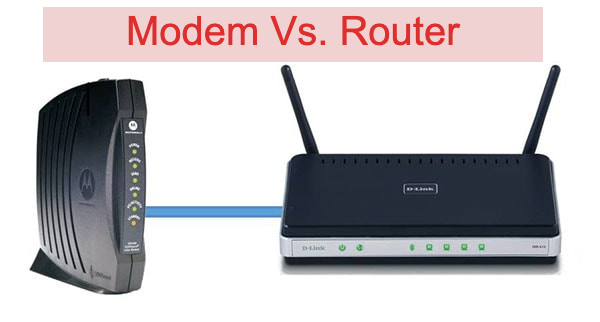 What is the Exact Difference Between A Modem And A Router_