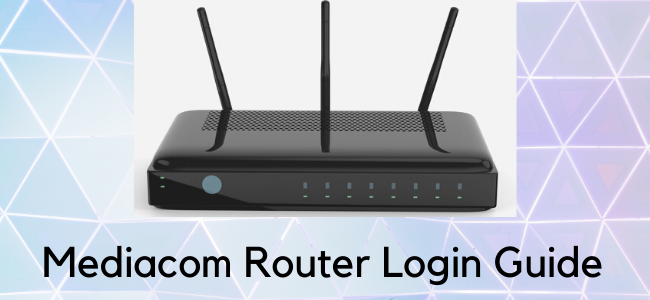 Mediacom-Router-Login-Guide